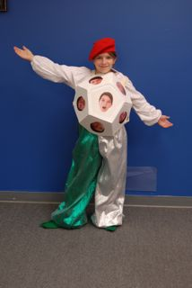 Dodecahedron Phantom Tollbooth Costume