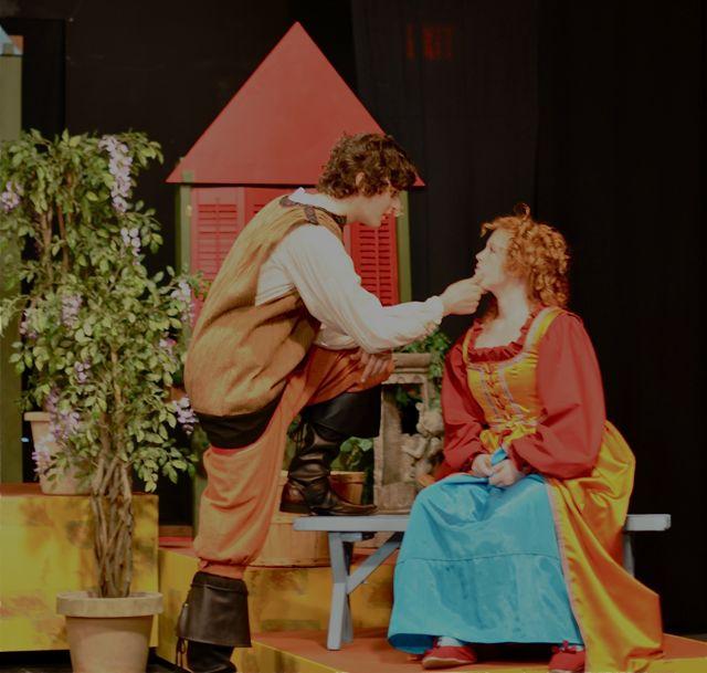 Petruchio Meets Kate